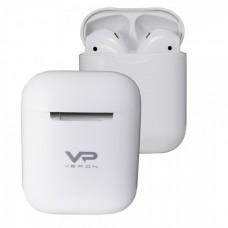 Наушники беспроводныя Bluetooth stereo гарнитурa  сенсорные VERON VR-01 White
