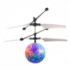 Летающий шар мяч с LED подсветкой Flying Ball JM-888