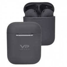 Наушники беспроводныя Bluetooth stereo гарнитурa  сенсорные VERON VR-01 Grey