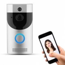 SMART DOORBELL wifi B30 - беспроводная дверная видеокамера домофон с Wi-fi управление с телефона