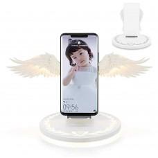 Беспроводное Зарядное Устройство Ангельские крылья для телефонов