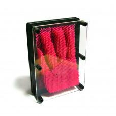 Игрушка Pinart Гвоздики 3Д  розовый