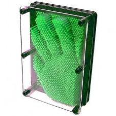 Игрушка Pinart Гвоздики 3Д  зеленый