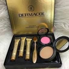 Бронзовый Набор Dermacol Make-Up Set 6 в 1