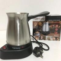 Турка электрическая кофеварка Rainberg 220V/600W 0.5L RB 612