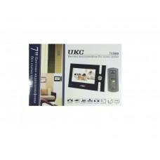 Видео домофон UKC 715R0 цветной без съема трубки
