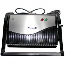 Гриль (электрогриль) сэндвичница контактный прижимной WIMPEX WX-1063