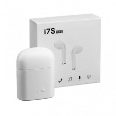 Наушники беспроводные Bluetooth гарнитура i7s TWS HBQ.