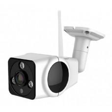 """Уличная IP WiFi Камера Он-лайн Видеонаблюдения, Панорамная Система """"Рыбий глаз"""", VR360 квадратная"""