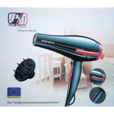 Фен профессиональный для волос Promotec PM-2305 3000 Вт со съемным фильтром