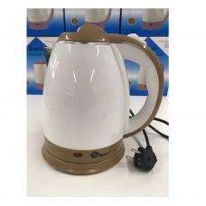 Чайник электрический из нержавеющей стали Domotec MS-5024С Белый