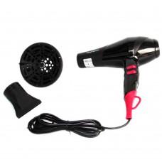 Фен профессиональный для волос Promotec PM-2302 3000W с дифузором красный
