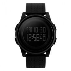 Спортивные наручные водонепроницаемые часы Skmei 1206 Black