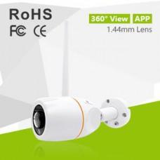 Уличная  и домашняя инфрокраснаявидеокамера IP беспроводная