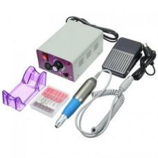 Фрезер для маникюра и педикюра Lina MM-25000 серый,синий  для маникюра и педикюра