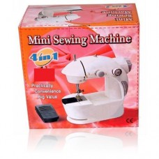 Мини швейная машина 4 в 1 Mini Sewing Machine