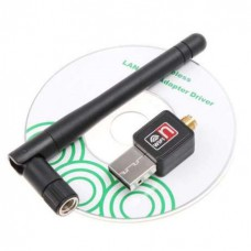 Беспроводная USB антенна + адаптер