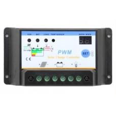 Контроллер заряда 20А для солнечной батареи