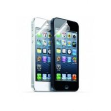 Защитная глянцевая пленка на iPhone 5/5s 5/5s/5c