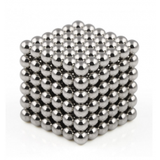Игрушка-конструктор головоломка Неокуб 216 магнитных шариков 5 мм в коробке Neocube