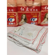 Электропростынь 120*150 см 80 Вт электро грелка электрическая простынь одеяло с регулятором температуры Electric Blanket