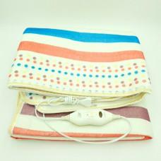 Электропростынь 120*160 см 80 Вт электро грелка электрическая простынь одеяло с регулятором температуры Electric Blanket