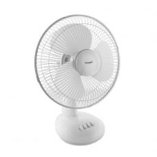 Вентилятор настольный портативный Domotec MS-1625 30 Вт 3 режима Белый