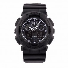 Часы Casio G-Shock GA 100 Black (реплика)