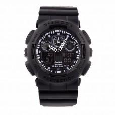 Часы Casio G-Shock GA 100 Black (реплика)