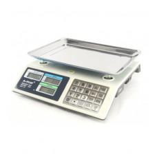 Весы торговые электронные с металлическими кнопками до 50 кг А-Плюс