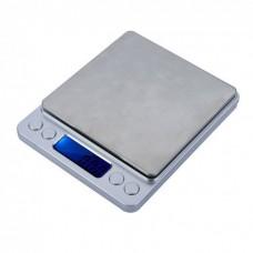 Весы ювелирные электронные карманные c 2 чашами ACS-1208-2/ 2000г/0,01г