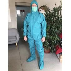 Комбинезон костюм многоразовый защитный малярный One Protection