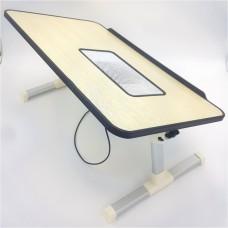 Подставка охлаждающая трансформер Столик для ноутбука с кулером E Laptop Desk