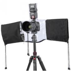 Защитный водонепроницаемый дождевик для зеркальной камеры