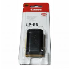 Аккумуляторная батарея Canon LP-E6