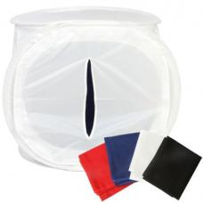 Складной портативный лайт-куб (лайт-бокс) 30 см