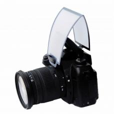 Рассеиватель на внутреннюю вспышку фотоаппарата
