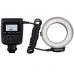 Кольцевая LED макровспышка Travor RF-550D (универсальная)
