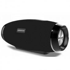 Колонка стерео портативная акустическая Bluetooth Hopestar H27 Black