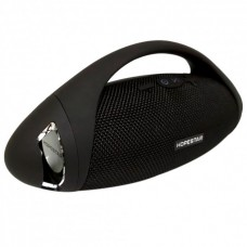 Колонка стерео портативная влагозащищенная Bluetooth Power Bank Hopestar H37 Black