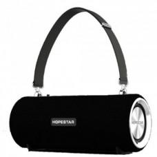 Колонка стерео портативная влагозащищенная Bluetooth Hopestar H39 Black