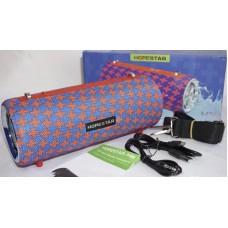 Колонка стерео портативная влагозащищенная Bluetooth Hopestar H39 Multicolor