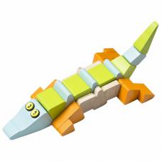 Крокодил-акробат