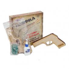 Деревянный пистолет-конструктор S1