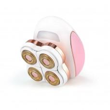Эпилятор-электробритва аккумуляторная женская с 4 головками Flawless Legs МА-261