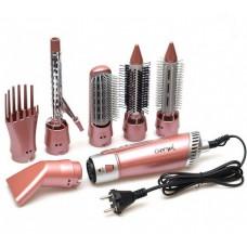 Стайлер набор для волос 7 в 1 Gemei GM-4831