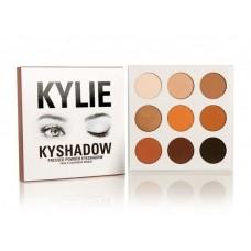 Бронзовая палетка теней Kyshadow от Kylie Jenner