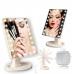 Зеркало косметическое с LED подсветкой настольное для макияжа 22 LED Magic Makeup Mirror