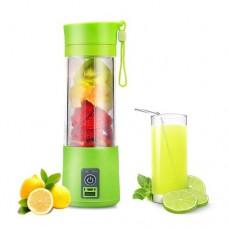 Кружка-блендер Juice Cup NG-01 с функцией Power Bank Green