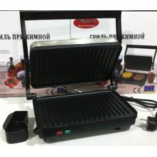 Гриль (электрогриль) прижимной WIMPEX BBQ WX-1055